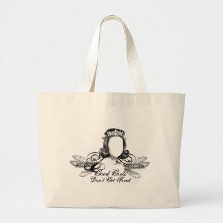 Good Girls Don't Get Fired Jumbo Tote Bag