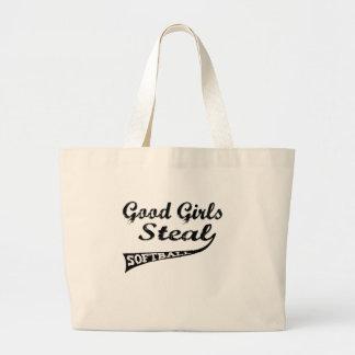 Good Girls Steal (Urban lettering) Canvas Bag