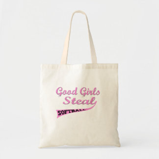 Good Girls Steal (urban pink) Budget Tote Bag
