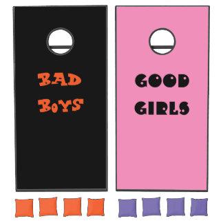 Good Girls Vs Bad Boys
