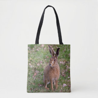 Good Hare Day All Over Print Bag