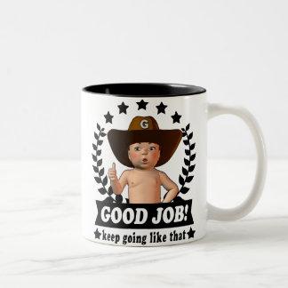 Good Job Baby Mug