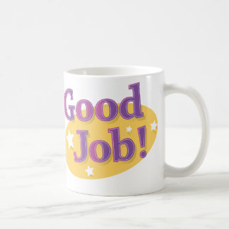 Good Job! Coffee Mugs
