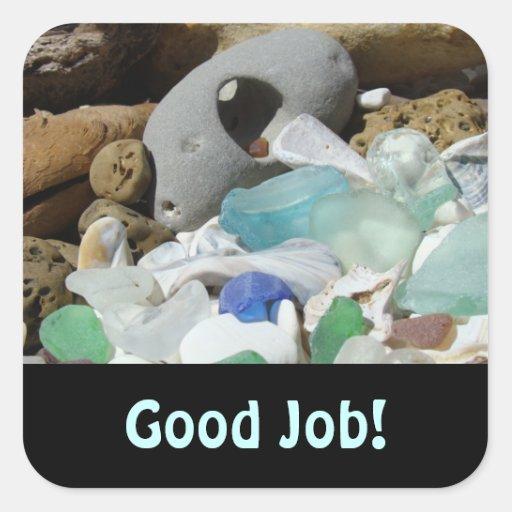 Good Job! stickers School Teachers Parents Kids