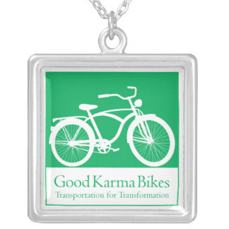 Good Karma Bikes Necklace
