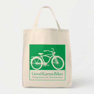 Good Karma Bikes Organic Grocery Bag