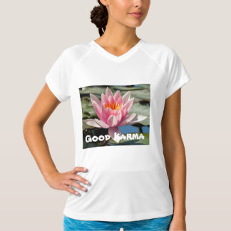 Good Karma Woman's Sports T-Shirt