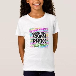 Good Kids Square Dance T-Shirt