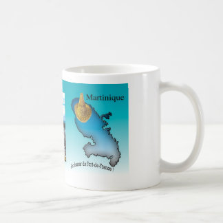 Good kiss of Fort-de-France Basic White Mug