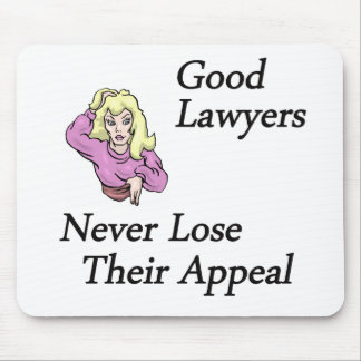 Good Lawyers Mouse Mat