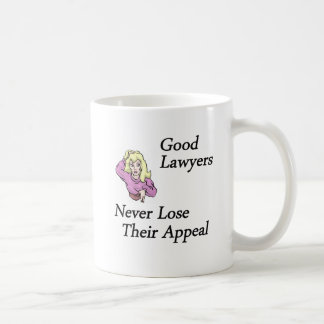 good lawyers woman coffee mug