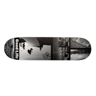 Good Life 20.6 Cm Skateboard Deck