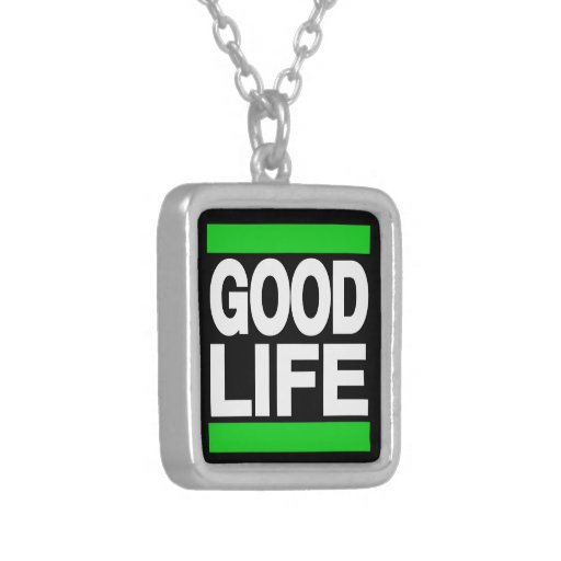 Good Life Green Necklace