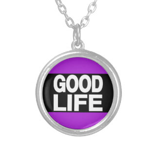 Good Life Long Purple Necklace