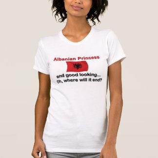 Good Lkg Albanian Princess Shirt