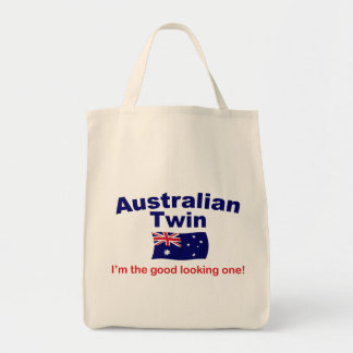 Good Lkg Australian Twin Tote Bag