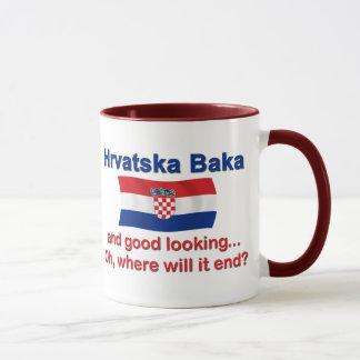 Good Lkg Croatian Baka (Grandma)