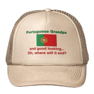Good Lkg Portuguese Grandpa Cap