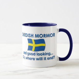 Good Lkg Swedish Mormor (Grandma) Mug