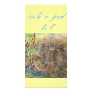 Good Lookin Photo Greeting Card