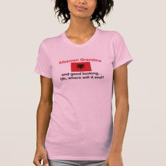 Good Looking Albanian Grandma Tshirts