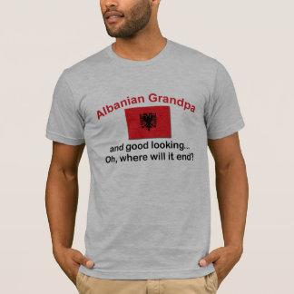 Good Looking Albanian Grandpa T-Shirt