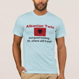 Good Looking Albanian Twin T-Shirt