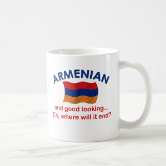 Good Looking Armenian Coffee Mug