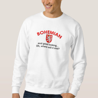 Good Looking Bohemian Sweatshirt