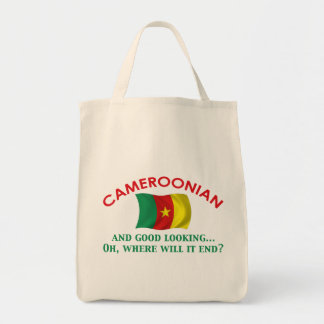 Good Looking Cameroonian Canvas Bag