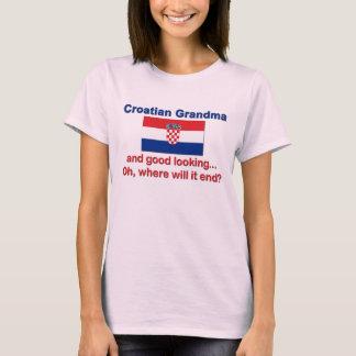Good Looking Croatian Grandma T-Shirt
