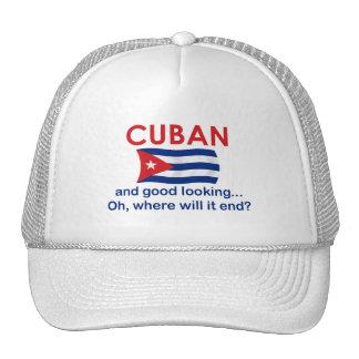 Good Looking Cuban Mesh Hats