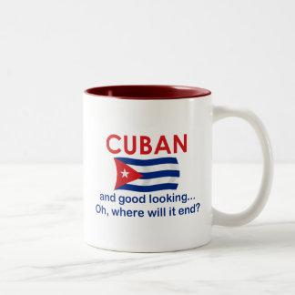 Good Looking Cuban Two-Tone Mug
