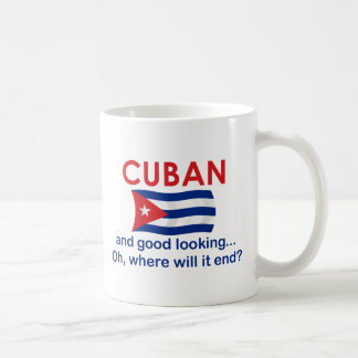 Good Looking Cuban Coffee Mug