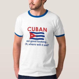 Good Looking Cuban Tee Shirts