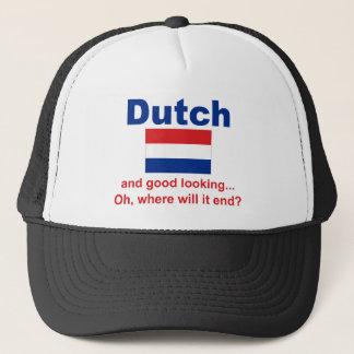 Good Looking Dutch Trucker Hat