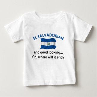 Good Looking El Salvadorian Baby T-Shirt