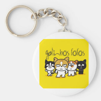 Good looking Fofos Keychains