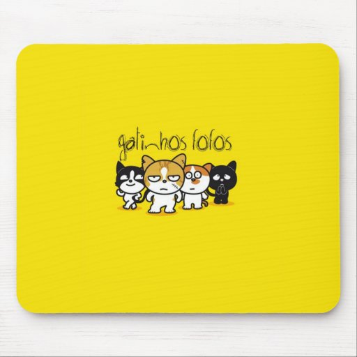Good looking Fofos Mouse Pad