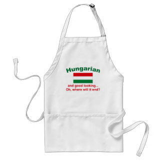 Good Looking Hungarian Standard Apron
