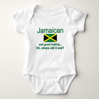 Good Looking Jamaican Baby Bodysuit
