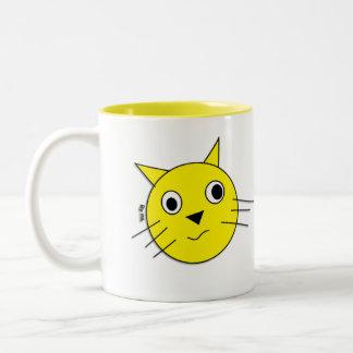 Good-looking mug Yellow By Par3a