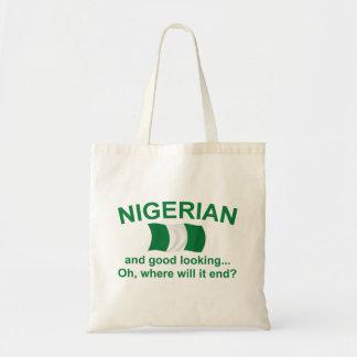 Good Looking Nigerian Canvas Bags