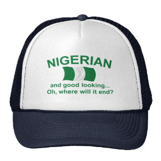 Good Looking Nigerian Cap