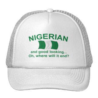 Good Looking Nigerian Trucker Hat