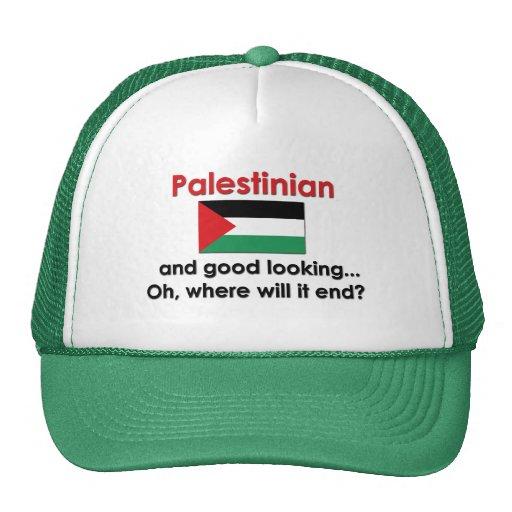 Good Looking Palestinian Mesh Hats