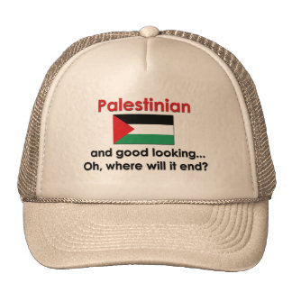 Good Looking Palestinian Trucker Hats