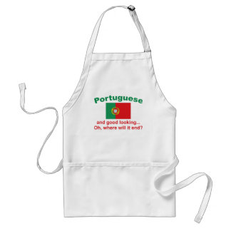 Good Looking Portuguese Standard Apron