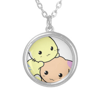Good looking round pendant necklace