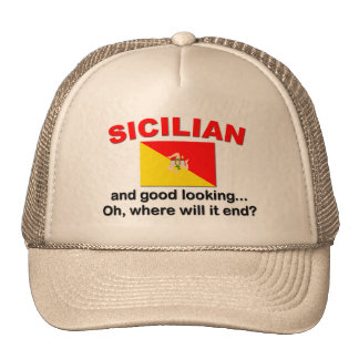 Good Looking Sicilian Cap